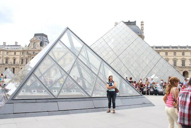 巴黎景點 羅浮宮