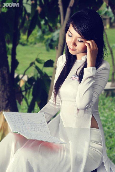 Hot Girls Vietnamese Sexy Ao Dai Viet Nam-5847
