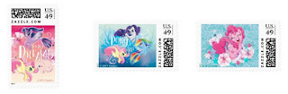 MLP The Movie Stamps