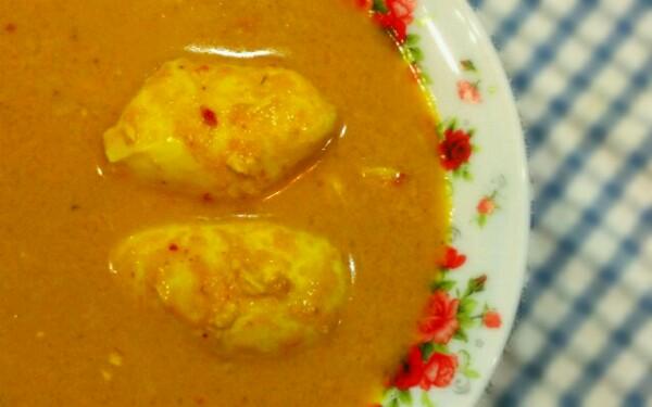 resepi gulai lemak kuning telur itik