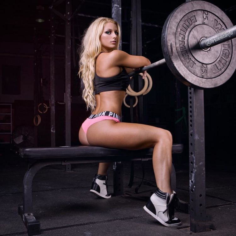 Brianna Lee Fitness model 5