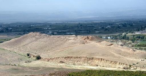 L'exploision d'une météorite aurait anéanti des communautés proches de la mer Morte il y a 3 700 ans