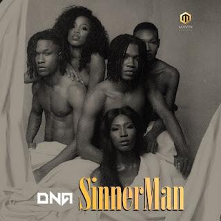 DNA – SinnerMan (Prod. FrediBeat)