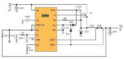 12V Switching Power Supply