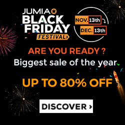 Everything You Need To Know About Jumia Black Friday Festival