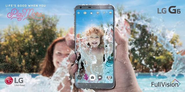 LG G6, yakında sürpriz ön-satış kampanyasıyla Türkiye'de