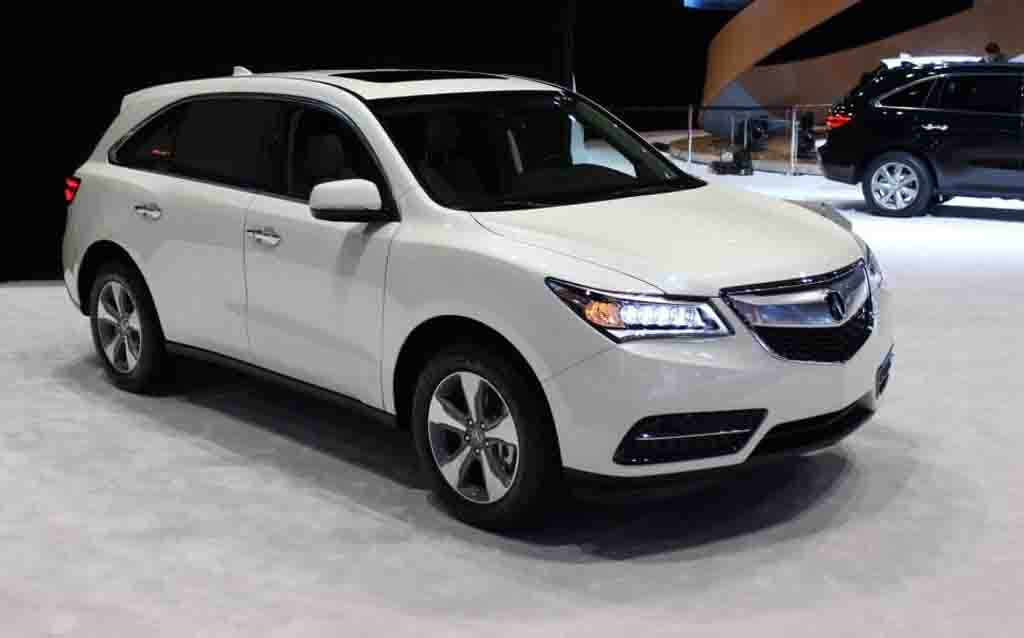 2017 Acura Mdx Changes Redesign Concept Release Date Cars News And Spesification