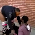Watch: A woman attempts to rape a man in public while onlookers cheer her on!