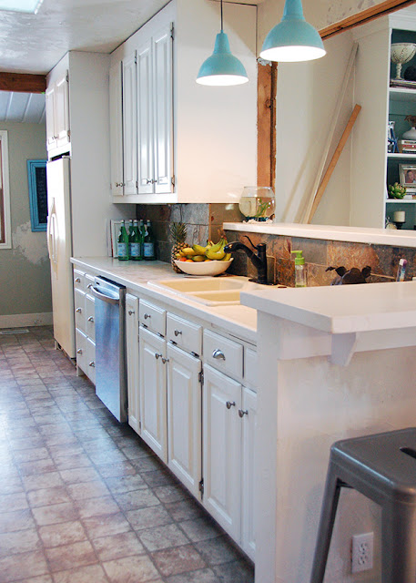 Take the Side Street: Kitchen Cabinets: the Paint, the ...