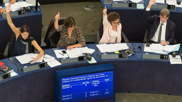 Πάγωμα ενταξιακών διαπραγματεύσεων Τουρκίας και με τροπολογία για Λωζάννη από ευρωβουλή!