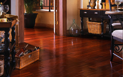 Các yếu tố làm cho sàn gỗ giáng hương nhà bạn trở nên sang trọng hơn 1