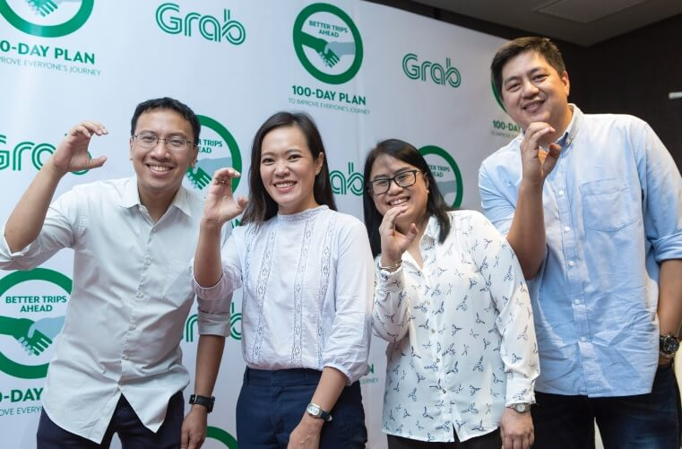 Grab Launches 100-Day Driver Transformation Campaign