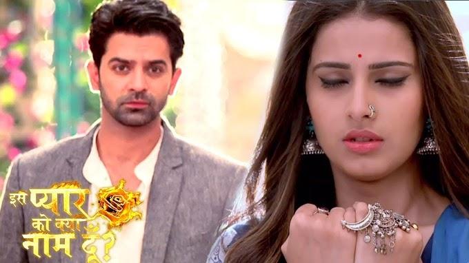 Chandni verses Sasha for Advay's love In Iss Pyaar Ko Kya Naam Doon 3