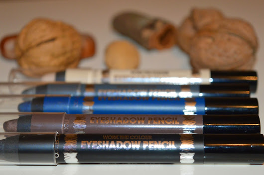 Product Review: Collection Eyeshadow Pencils