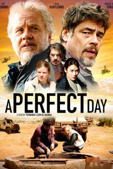 Nonton Film Online A Perfect Day (2016)