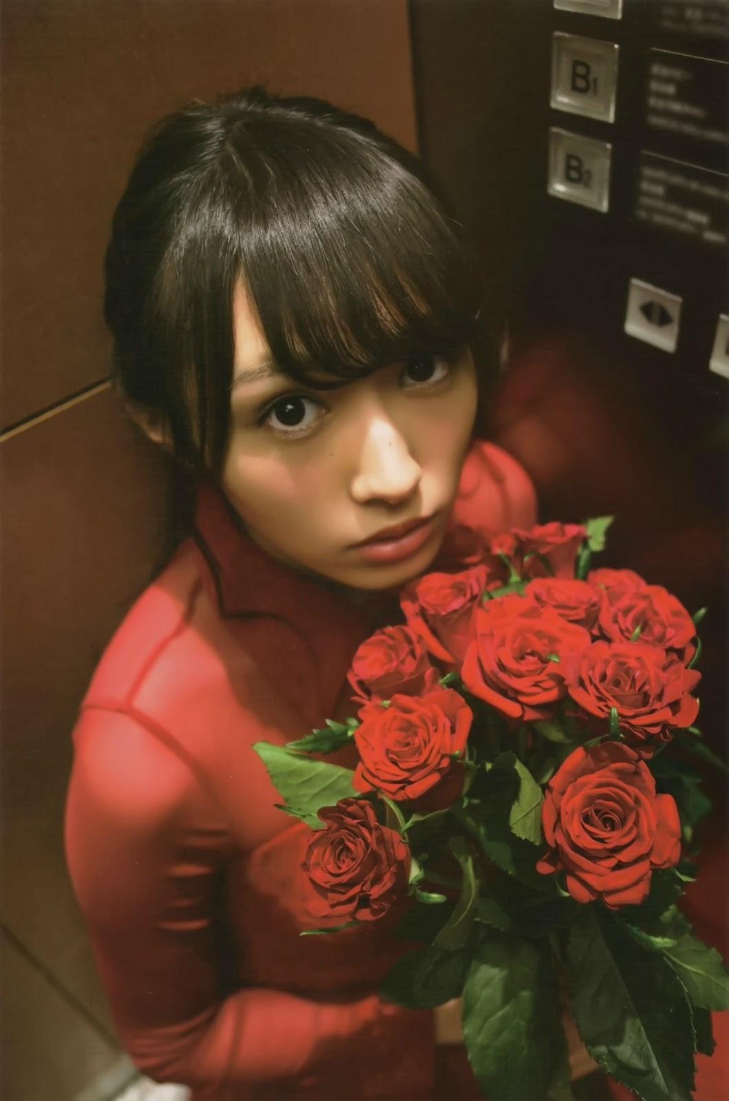 Watanabe Rika 渡辺梨加 Keyakizaka46, BRODY 2017.08 (ブロディ 2017年8月号)