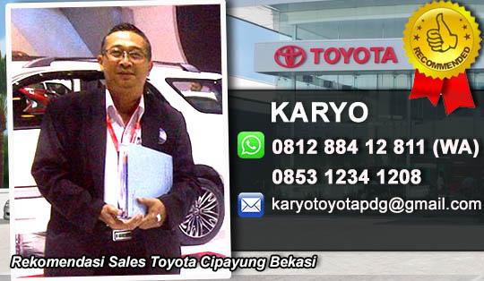 Toyota Cipayung Bekasi