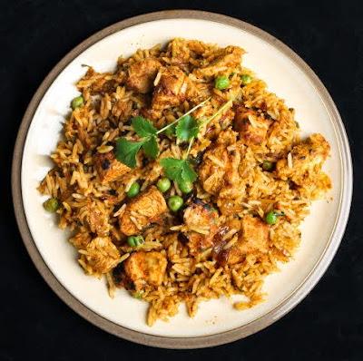 Traditional Bahraini Chicken Machboos Recipe Lebanese Recipes