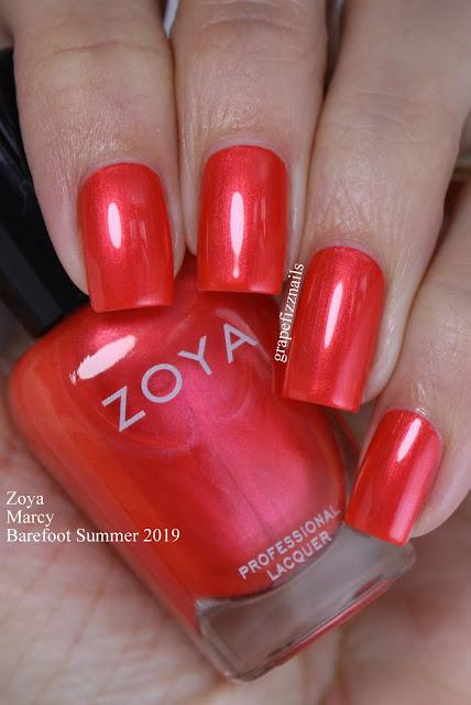 Zoya Marcy Barefoot Summer 2019