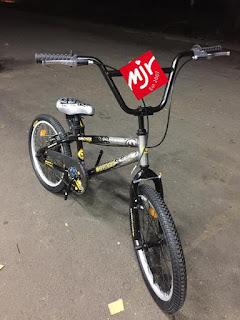 Bmx Wimcycle Batman 20 inch
