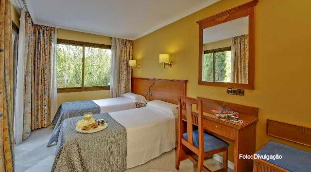 Apartamento do Hotel Alixares, Granada
