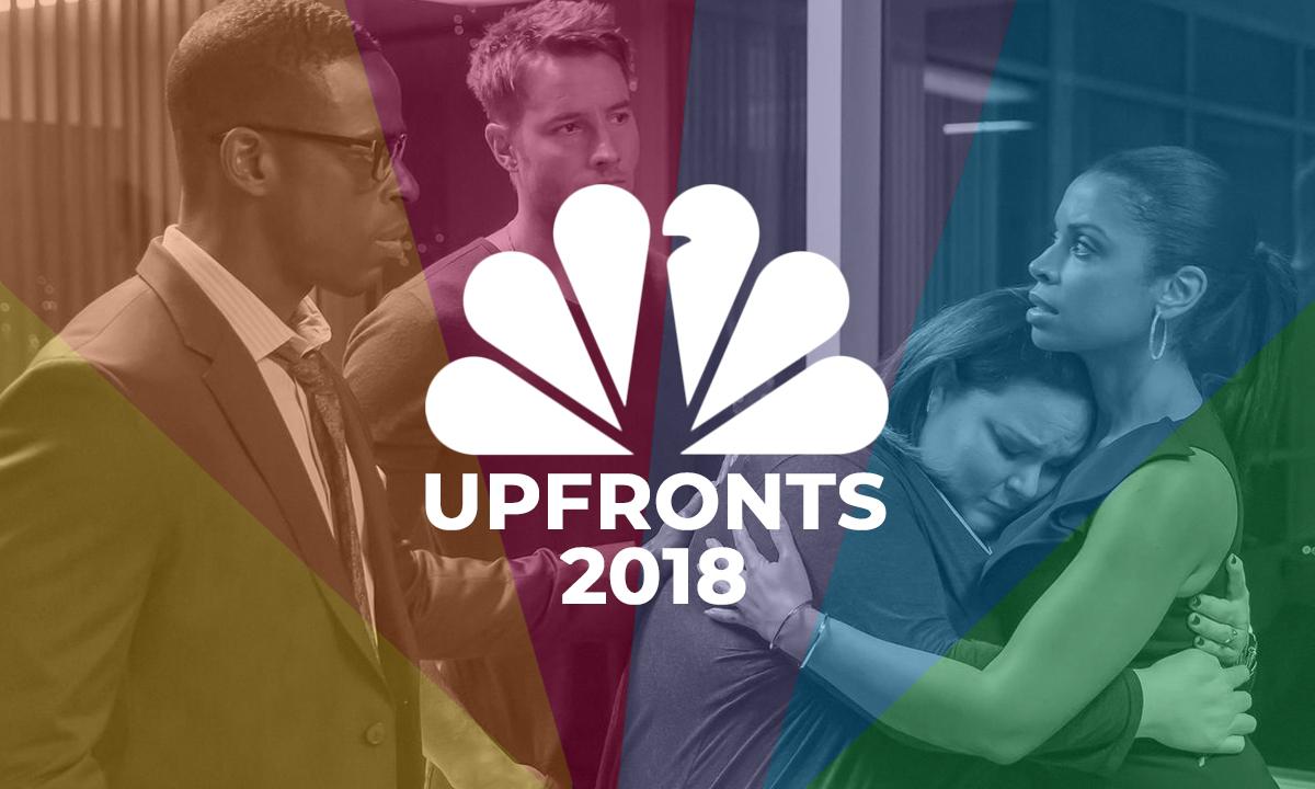 Upfronts 2018 NBC