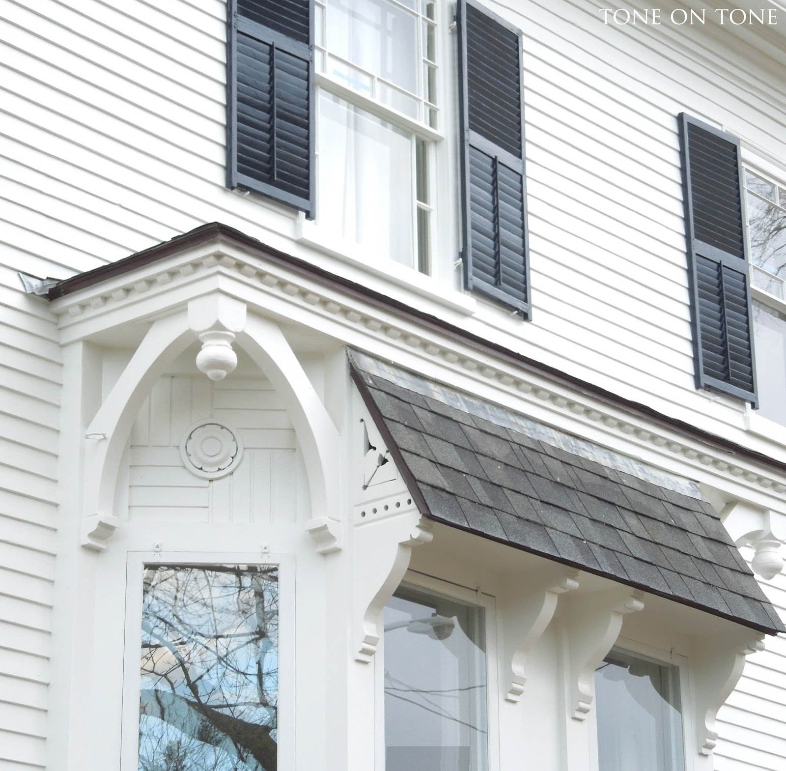 Tone on Tone: Our Maine Home