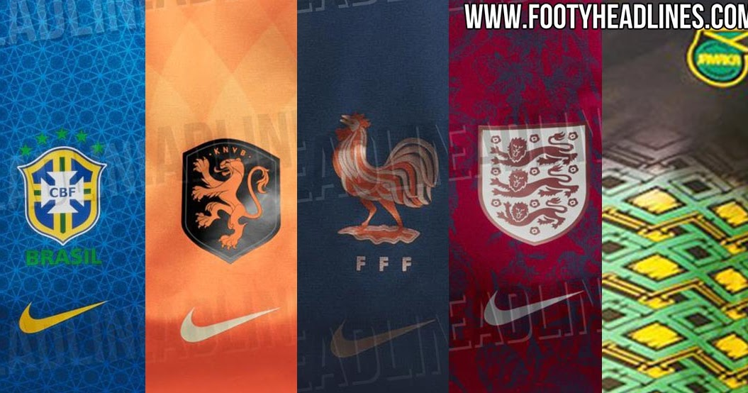 2019 Fifa Women S World Cup Kit Overview Unique Kits From