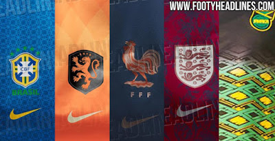 0cd746b3a03 2019 FIFA Women s World Cup Kit Overview  Unique Kits From Adidas   Nike