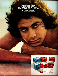 Propaganda nos anos 70. História da década de 70. Brazil in the 70s.