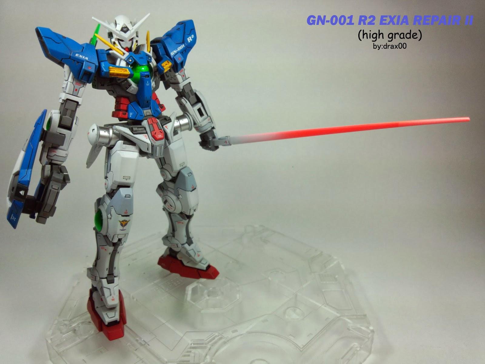 gundam exia hg - HD1600×1200