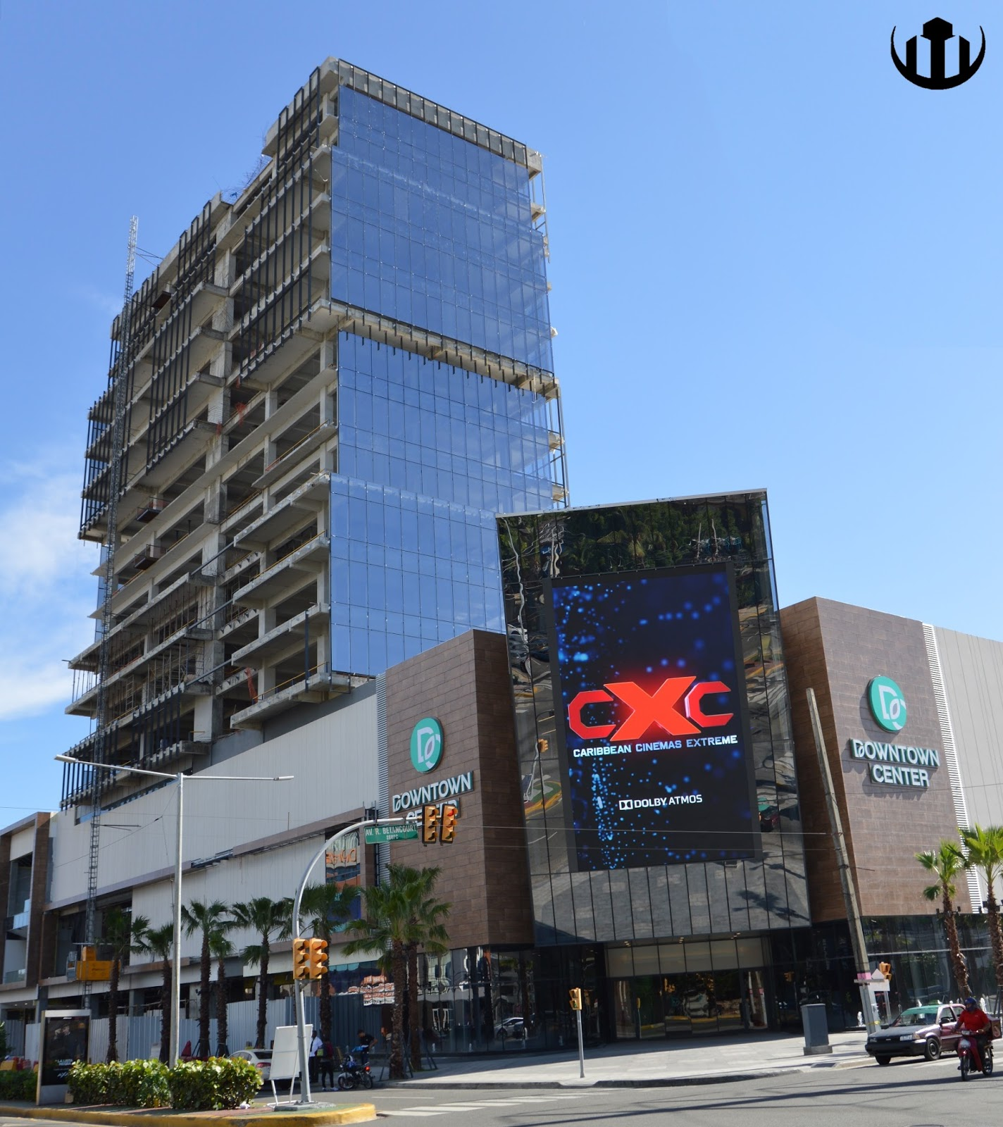 Largo Town Center: Downtown Center; Centro Comercial Y Torre Corporativa
