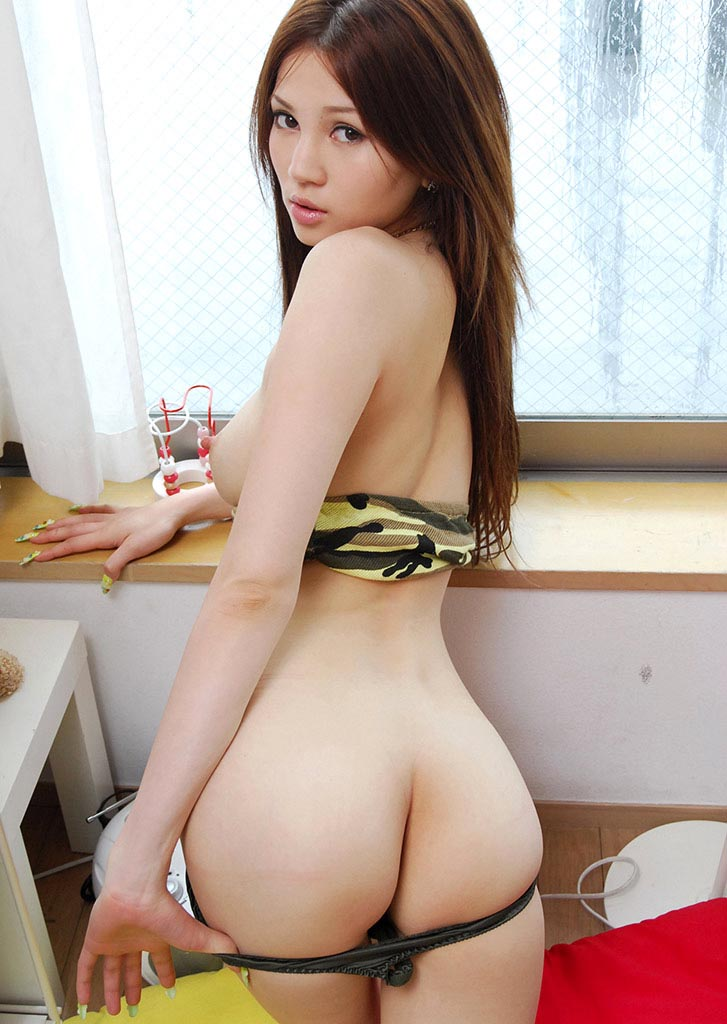 ameri ichinose sexy ass 03