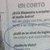 LA SORPRENENT RESPOSTA D'UNA FALLERA A SEU NIVELL D'ANGLÈS