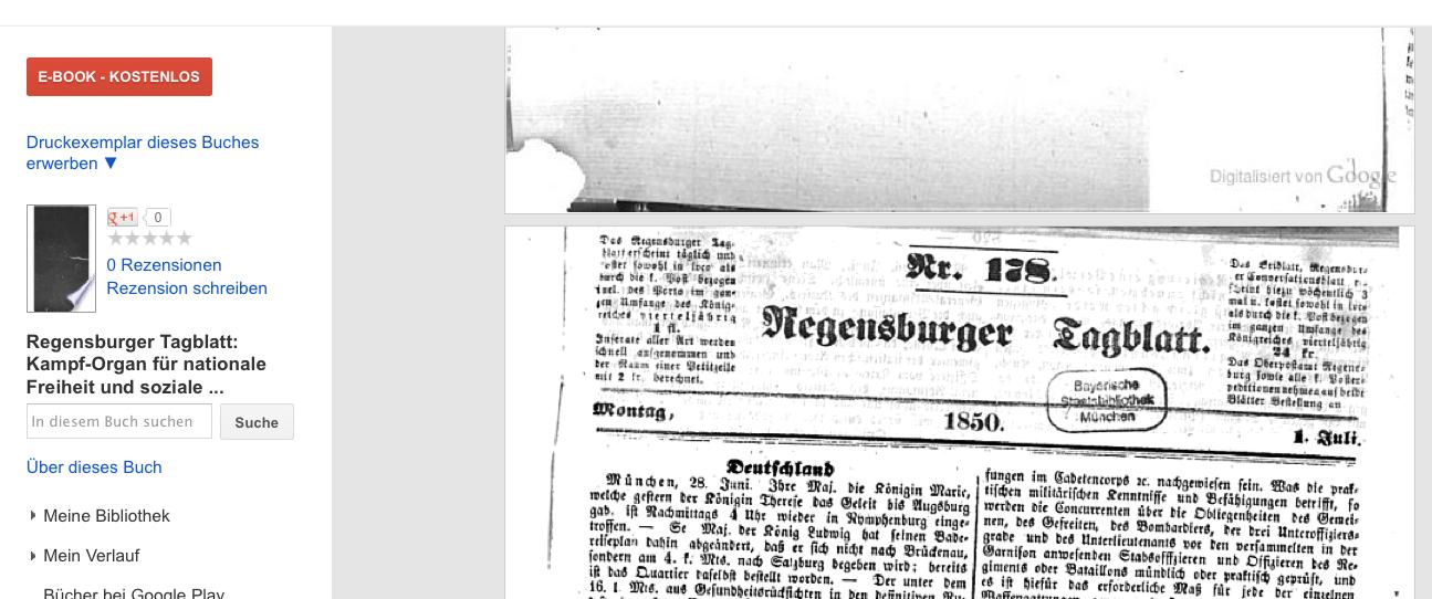 Regensburger Tagebuch: Weihnachten und Jahresende im historischen ...
