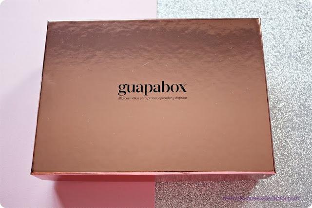 Guapabox Enero belleza cosmetica