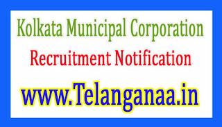 Kolkata Municipal Corporation KMC Recruitment Notification 2017