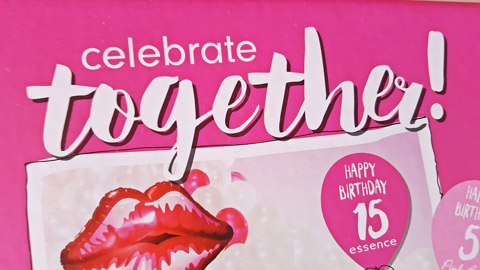 Ro Sieh Pink Box April 2017 Lets Celebrate Together