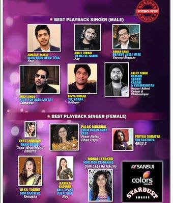 'Sansui Colors Stardust Awards' Colors Upcoming Show Plot Wiki ,Nomination List,Promo,Timing,Pics,Host