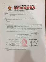 Dukungan ke Ahyar Abduh Belum Final, Gerindra NTB Tetap Tonjolkan Usung Kader