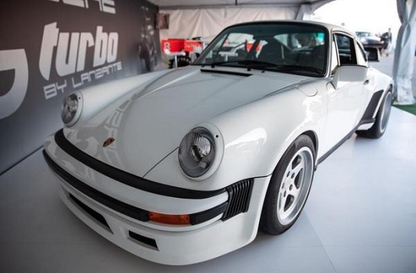 Porsche 911 Turbo (930) TAG V6 de Fórmula 1