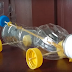 Autíčko z PET fľaše