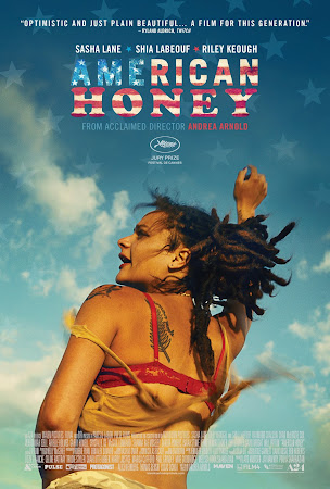 Poster Of American Honey In Dual Audio Hindi English 300MB Compressed Small Size Pc Movie Free Download Only At worldfree4u.com