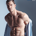 ALAN RITCHSON DOES PHOTO SPREAD FOR 'DAMAN' MAGAZINE JANUARY 2014