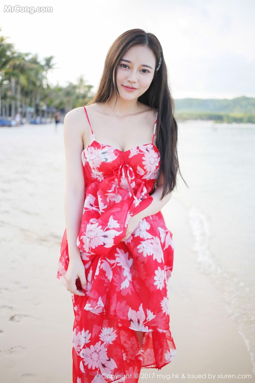Image MyGirl-Vol.264-Tang-Qi-Er-il-MrCong.com-004 in post MyGirl Vol.264: Người mẫu Tang Qi Er (唐琪儿il) (52 ảnh)