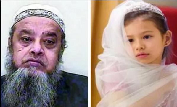 Muere niña de 8 años en su noche de bodas