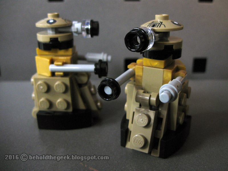 Lego Ideas Doctor Who Set Review Behold The Geek