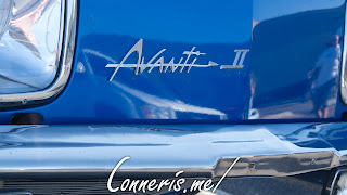 Avanti II Badge
