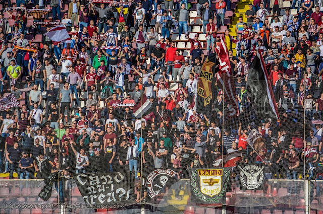 tribuna 2 rapid bucuresti