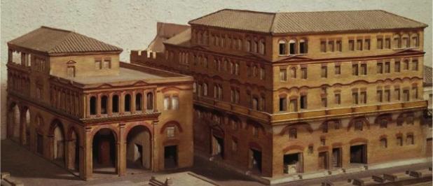 Hipoteca, prenda y Derecho de la antigua Roma